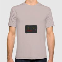 Face #01 Mens Fitted Tee Cinder SMALL