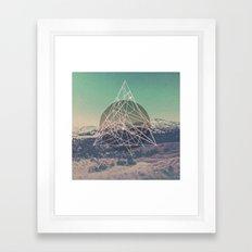 Trip Framed Art Print