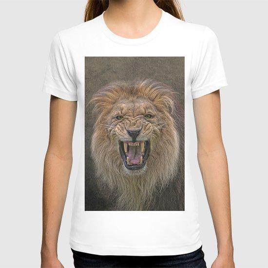 beware of the cat T-shirt