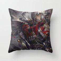 Master Assassin Throw Pillow