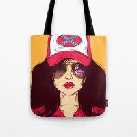 Dangerous Girls - Rednec… Tote Bag