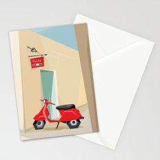 Italian Style Stationery Cards