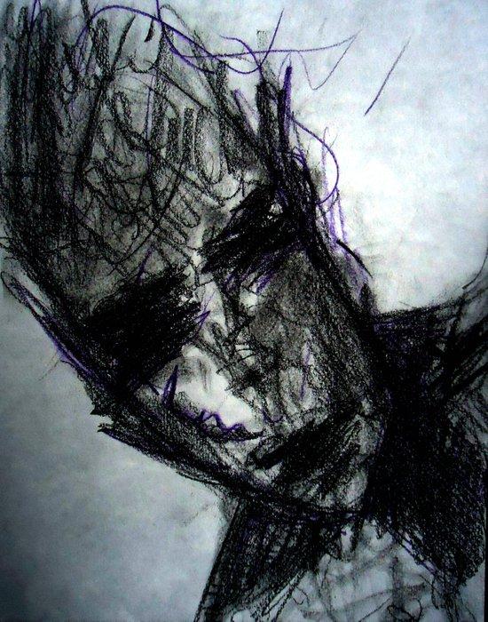 my demon Canvas Print