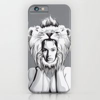 iPhone & iPod Case featuring Lioness by Chris Bliss