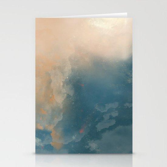 Nebula Stationery Card