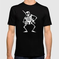 Jack of Spades Mens Fitted Tee Black SMALL