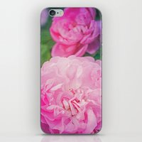 The World Smelled of Roses iPhone & iPod Skin