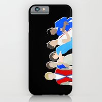 iPhone & iPod Case featuring One Direction by Natasha Ramon
