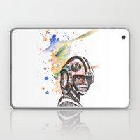 Luke Skywalker From Star… Laptop & iPad Skin