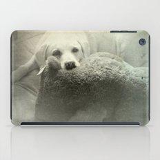 Me And My Teddy Bear iPad Case