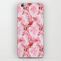 Guardian Angel (Red) iPhone & iPod Skin
