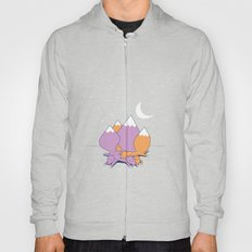 Let sleeping foxes lie Hoody