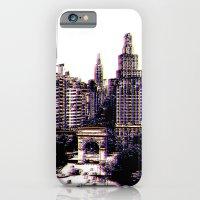 Funkytown - New York Cit… iPhone 6 Slim Case