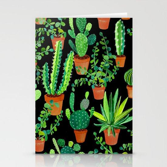 Cacti Stationery Card