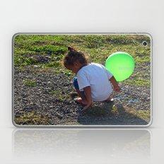 Balloon Girl II Laptop & iPad Skin