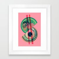 The Price Of Birth Contr… Framed Art Print