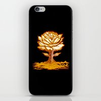Atomic Bloom iPhone & iPod Skin