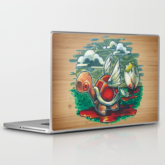 """Life Will Find A Way"" Laptop & iPad Skin"
