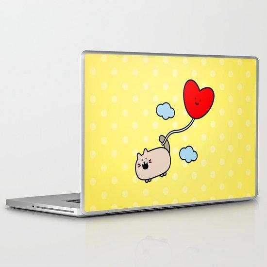 Kimmi's Love is 0n Cloud 9 Laptop & iPad Skin