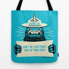 Ranger Cornelius Says... Tote Bag
