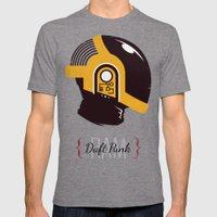 Daft Punk - RAM (Guy-Man… Mens Fitted Tee Tri-Grey SMALL