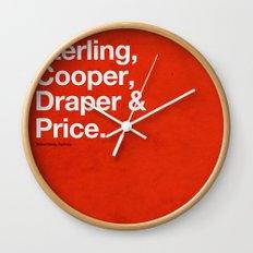 Mad Men | Sterling, Cooper, Draper & Price Wall Clock