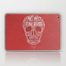 No One But Death (Shall Part Us) Laptop & iPad Skin