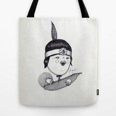 Apache Kid Tote Bag