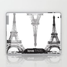 WE LOVE PARIS Laptop & iPad Skin