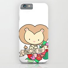 Lion, DON'T LIKE YOU! iPhone 6s Slim Case