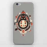 iPhone & iPod Skin featuring A New Wind by The Art Of Danny Haa…