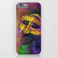 iPhone & iPod Case featuring Grand Mama by temsa7
