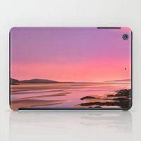 Pink Sunset iPad Case