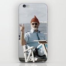 LIFE AQUATIC iPhone & iPod Skin