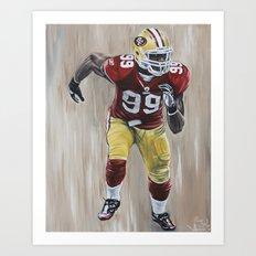 San Francisco 49er Aldon Smith