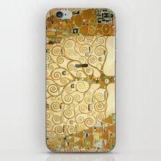 Gustav Klimt - Tree of Life iPhone & iPod Skin