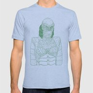 T-shirt featuring Creature From The Black … by David Penela