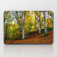 Autumn Trees Woodland iPad Case