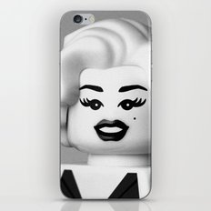 Portrait of a Girl iPhone & iPod Skin