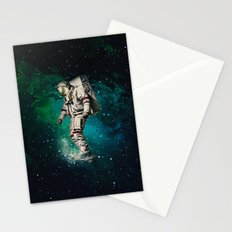 Space Ride Stationery Cards
