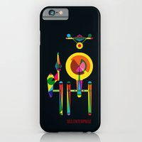 iPhone & iPod Case featuring Enterprise by Fimbis