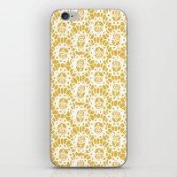 Bee Charmer iPhone & iPod Skin
