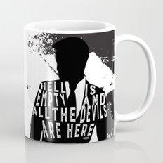 Shatter Me - Hell Is Emp… Mug