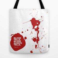 Dexter no.2 Tote Bag