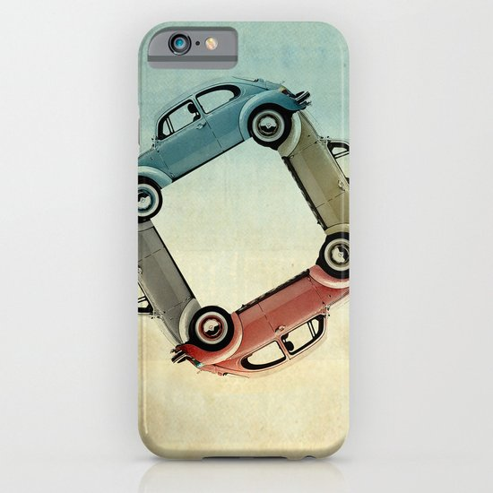 4 more bugs _ VW beetle iPhone & iPod Case
