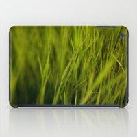 Greener #2 iPad Case