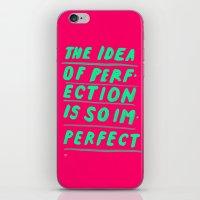 IMPERFECT iPhone & iPod Skin