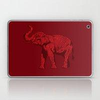 The Red Elephant Laptop & iPad Skin