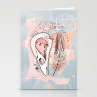 Feather Box V2 Stationery Cards