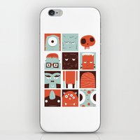 The Monster Club iPhone & iPod Skin
